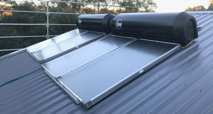 penrith solar hot water glenmore park